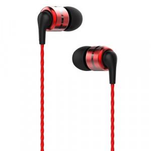SoundMAGIC E80C Black-Red