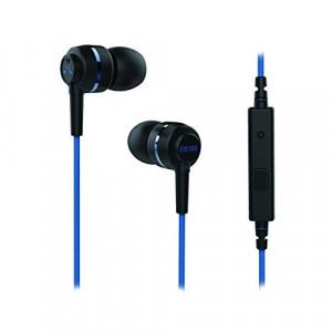SoundMAGIC ES18s black-blue for All Smartphones
