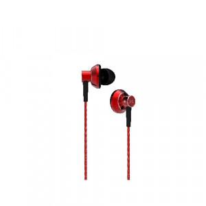 SoundMAGIC ES20 Red Słuchawki dokanałowe