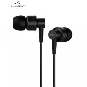 SoundMAGIC ES30 black Słuchawki dokanałowe