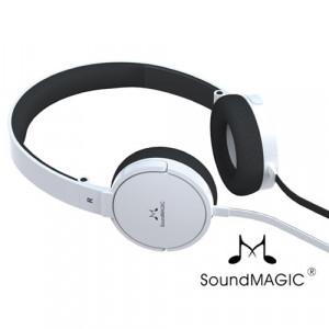 SoundMAGIC P21 white