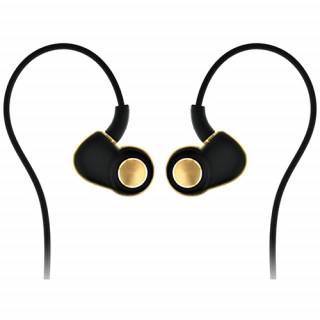 SoundMagic PL30+ Black-Gold Słuchawki dokanałowe