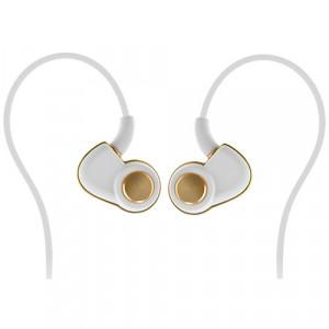 SoundMagic PL30+ White-Gold Słuchawki dokanałowe