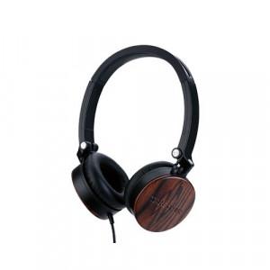 Takstar ML-750 Mfi Przenośne słuchawki z obudową drewnianą