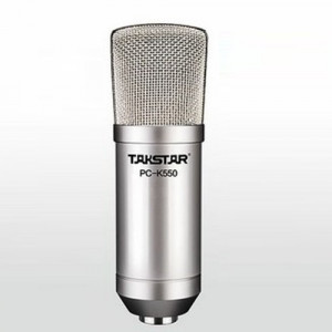 TAKSTAR PC-K550 silver -...