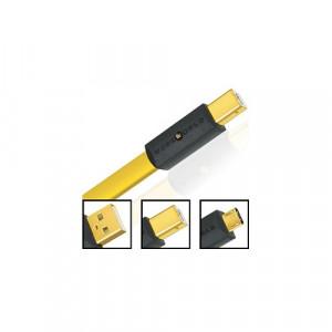 WIREWORLD CHROMA 8 USB 2.0 A to B (C2AB) - 2 m