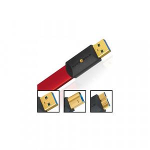 WIREWORLD STARLIGHT 8 USB 3.0 A to B (S3AB) - 0.6 m