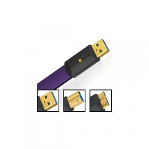 WIREWORLD ULTRAVIOLET 8 USB 3.0 A to Micro B (U3AM) - 2 m