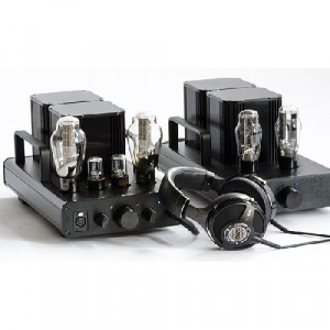 Woo Audio WA5 300B - black