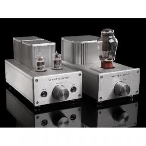 Woo Audio WA6-SE 2nd - silver