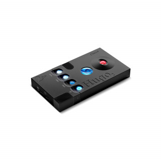 CHORD 2go - black (streamer for Chord Hugo2)