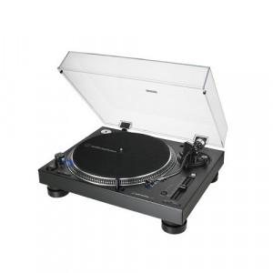 Audio Technica ATE-AT-LP140XP BK gramofon