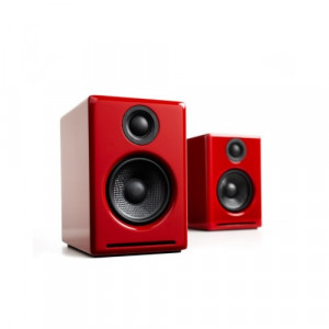 Audioengine A2+ BT red...