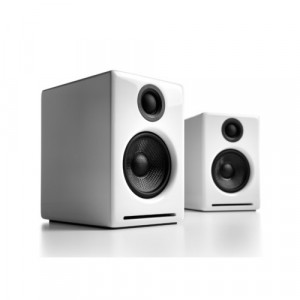 Audioengine A2+ BT white  Głosniki Aktywne Bluetooth