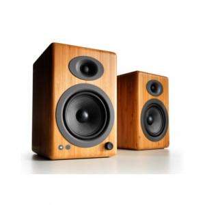 Audioengine A5+ BT - bamboo...