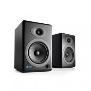 Audioengine A5+ BT - black -  Głosniki Aktywne Bluetooth