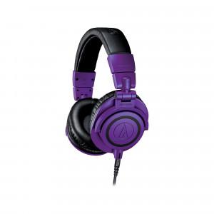 Audio-Technica ATH-M50x PB LIMITED EDITION - purple-black