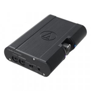 AUDIO-TECHNICA AT-PHA100 - przenośny wzmacniacz słuchawkowy
