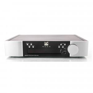 MOON by SimAudio 430HAD Wzmacniacz słuchawkowy z DAC - black/silver