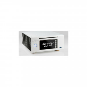 Aurender ACS100 silver - Serwer muzyczny