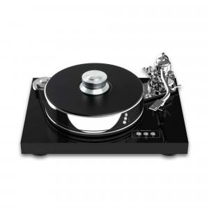 Pro-Ject SIGNATURE 10 SuperPack - Gramofon analogowy - piano black