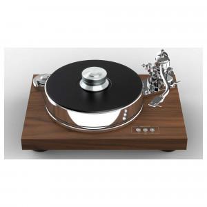 Pro-Ject SIGNATURE 10 SuperPack - Gramofon analogowy - walnut