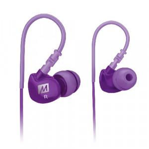 MEE Audio M6 - fioletowe