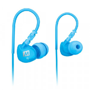 MEE Audio M6 - niebieskie