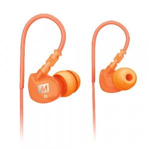 MEE Audio M6 - pomarańczowe