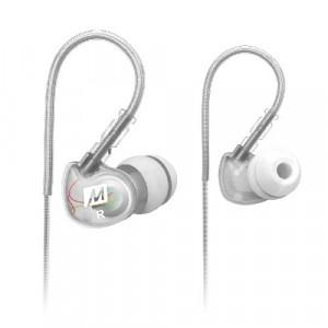 MEE Audio M6 - transparentne