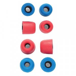 Campfire Audio Marshmallow Foam Tips (Red+Blue) - rozmiar M (+ 2)