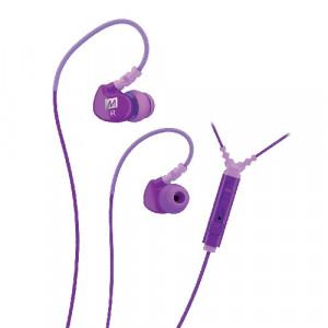 MEE Audio M6P2 - fioletowe