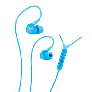 MEE Audio M6P2 - niebieskie