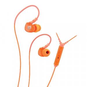 MEE Audio M6P2 - pomarańczowe