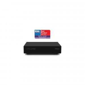 VOLUMIO PRIMO -Odtwarzacz sieciowy z DAC  Wi-Fi HDMI Tidal (+gfx25)