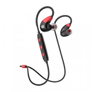 MEE Audio X7 - czarno-czerwone