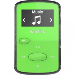 Sansa Clip Jam 8GB green -...