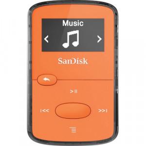 Sansa Clip Jam 8GB orange -...