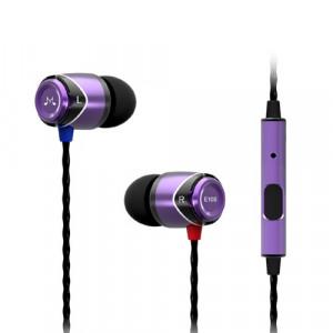 SoundMAGIC E10s black-violet Universal 4 Smartphones PROMO