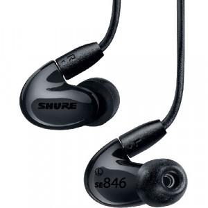 Shure SE846 K-EFS - czarne