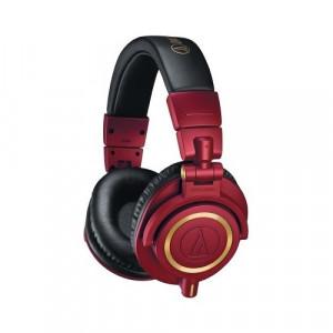 Audio-Technica ATH-M50x RD...