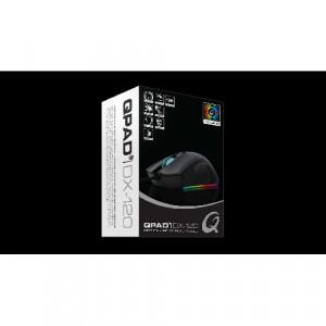 QPAD mysz gamigowa DX-120