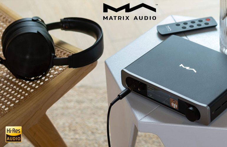 MATRIX AUDIO MINI I PRO 3